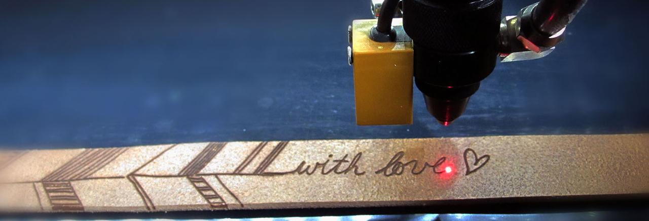 Lasersko graviranje i sečenje
